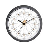 Neural Firings Wall Clock