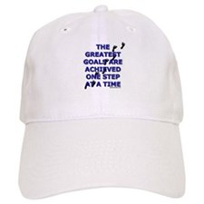 One Step at a Time Baseball Cap