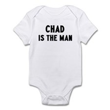 Chad is the man Onesie