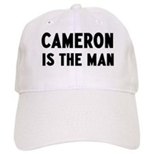 Cameron is the man Baseball Cap