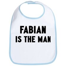 Fabian is the man Bib
