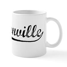 Vintage Jacksonville (Black) Mug