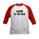 Gavin is the man Tee