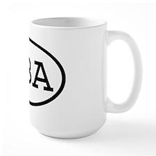 MBA Oval Mug