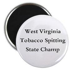 WVA Tob Spit Champ Magnet