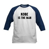 Kobe is the man Tee