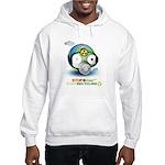 Stop Nuclear Energy. Recycle Hooded Sweatshirt