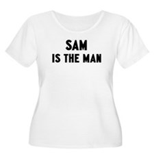 Sam is the man T-Shirt