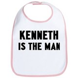 Kenneth is the man Bib