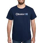 OBAMA'08 Dark T-Shirt