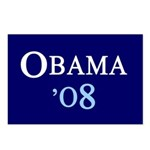 OBAMA'08 Postcards (Package of 8)