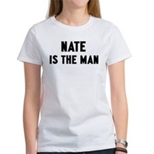 Nate is the man Tee