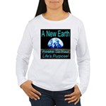 A New Earth Women's Long Sleeve T-Shirt