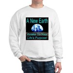 A New Earth Sweatshirt