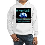 A New Earth Hooded Sweatshirt