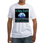 A New Earth Fitted T-Shirt