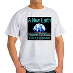 A New Earth Light T-Shirt
