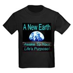 A New Earth Kids Dark T-Shirt
