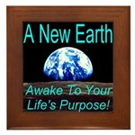 A New Earth Framed Tile