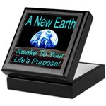 A New Earth Keepsake Box