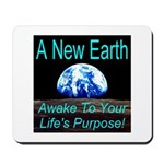 A New Earth Mousepad