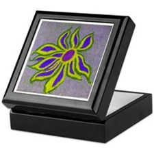 POP SIDEWALK CHALK ART Keepsake Box