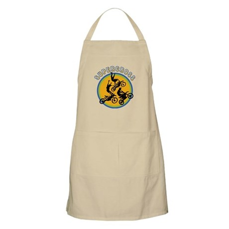 Supercross BBQ Apron