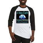 A New Earth Baseball Jersey