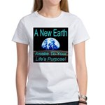 A New Earth Women's T-Shirt
