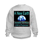 A New Earth Kids Sweatshirt