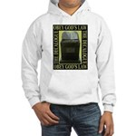 The Ten Commandments Hooded Sweatshirt