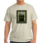 The Ten Commandments Ash Grey T-Shirt