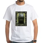 The Ten Commandments White T-Shirt