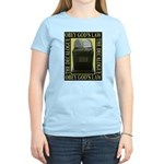 The Ten Commandments Women's Pink T-Shirt