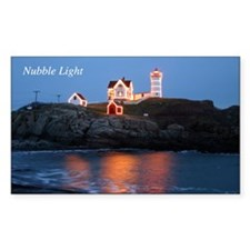 Nubble Rectangle Decal