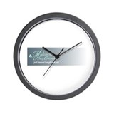 Believe in the Harpers Wall Clock