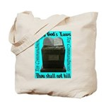 10 Commandments Tote Bag