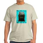 10 Commandments Ash Grey T-Shirt