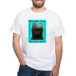 10 Commandments White T-Shirt