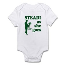 Steadi as she Goes! Infant Bodysuit