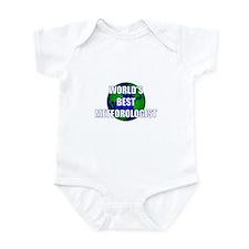 World's Best Meteorologist Infant Bodysuit