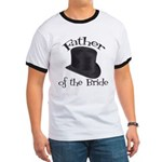 Top Hat Bride's Father Ringer T