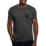 Top Hat Bride's Father Dark T-Shirt