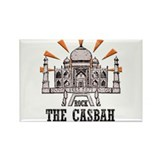 The Clash - Rock The Casbah Rectangle Magnet (100