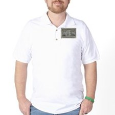 Stamp-Collecting-Classic-245 T-Shirt