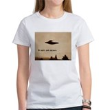 X-Files - We Are Not Alone Tee