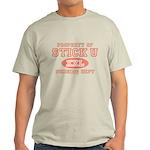 Property Of Stick U Nurse Light T-Shirt