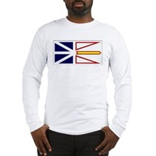 Newfie Long Sleeve T-Shirt