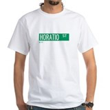 Horatio Street in NY Shirt