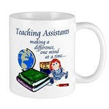 Teaching Assistant Small Mug